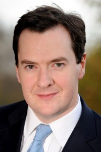 George Osbourne wants to increase tax reciepts