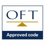 Office of Fair Trading Approved Code logo