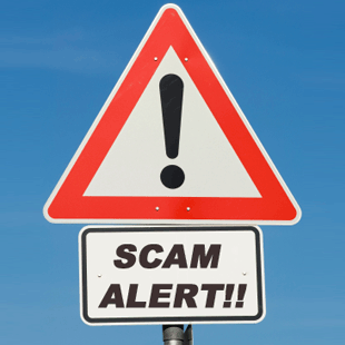 "Another Aspect of the Currency Scam - ""REDEMPTION CENTERS""  Scam-alert-signpost"