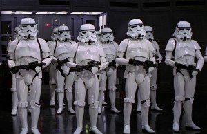 Taxman getting desperateA group of stormtroopers from stars wars iv a new hopeIs the taxman getting desperate?