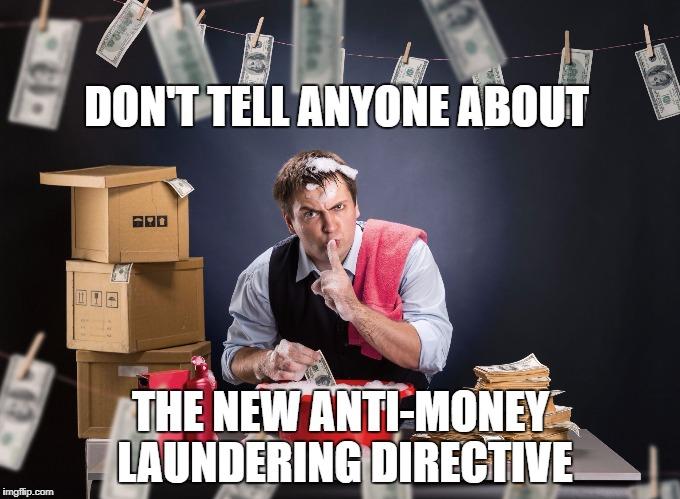 Anti-money laundering directive