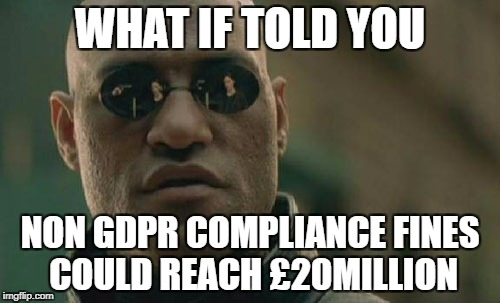 Compliance Meme: General Data Protection Regulation