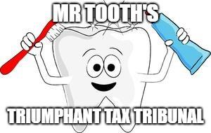 upper tier triumphant tax tribunal