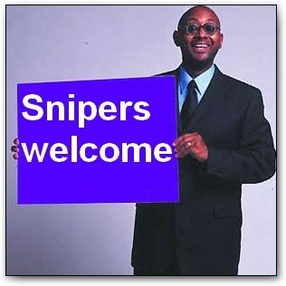 howard-halifax-adverts-sign-reads-snipers-welcome