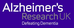 Alzheimers Research UK Defeating Dementia Logo