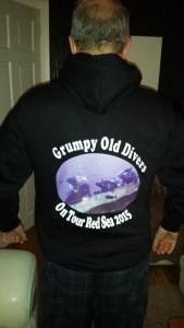 Grumpy Old Diver