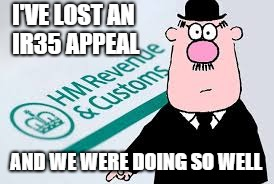 HMRC loses Appeal IR35 case