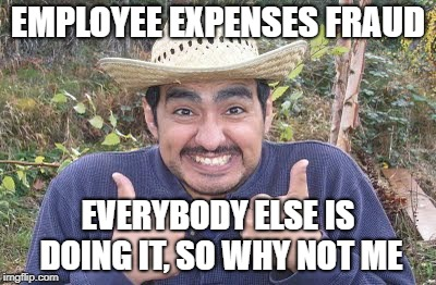 Employee Expenses Fraud