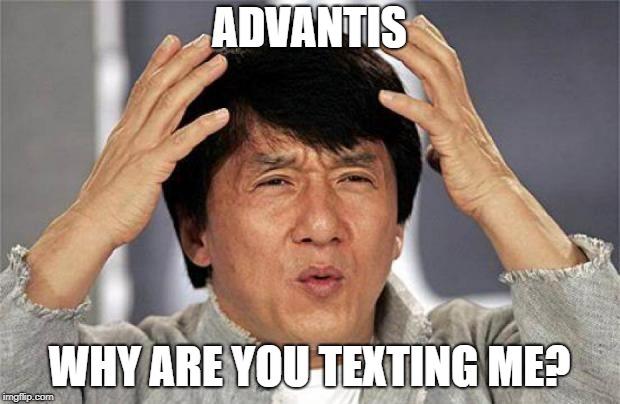Advantis: My mysterious debt to HMRC