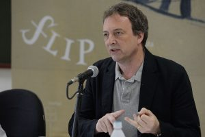 Misha Glenny author of McMafia