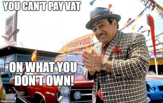 Output tax