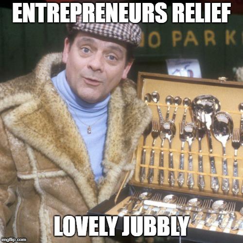 Entrepreneurs Relief