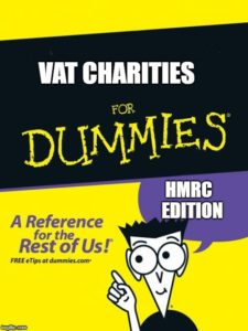 VAT Charities for dummies