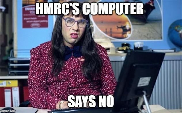 HMRC's POA computer cock-up
