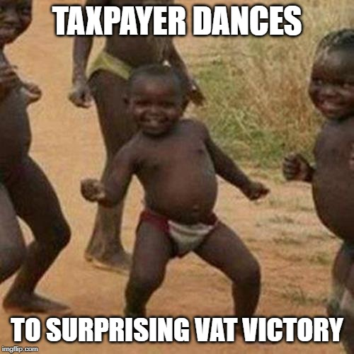 First Tier VAT Tribunal Victory