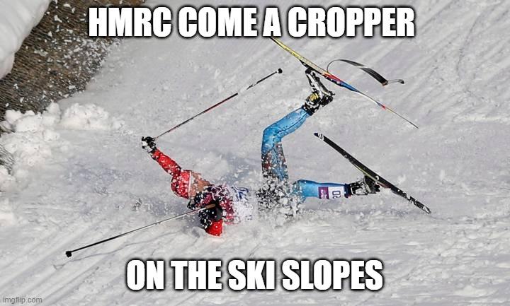 HMRC come a cropper on the ski slopes