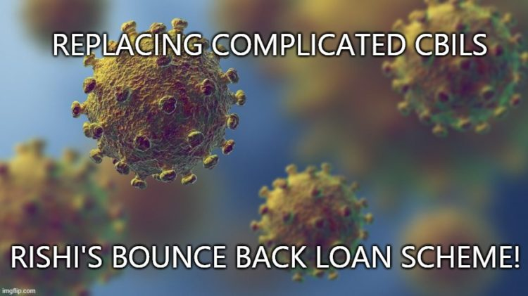 The Chancellor's 'Bounce Back Loan Scheme' (BBLS)