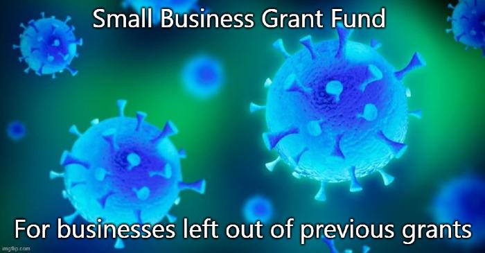Coronavirus:  News update on discretionary grants