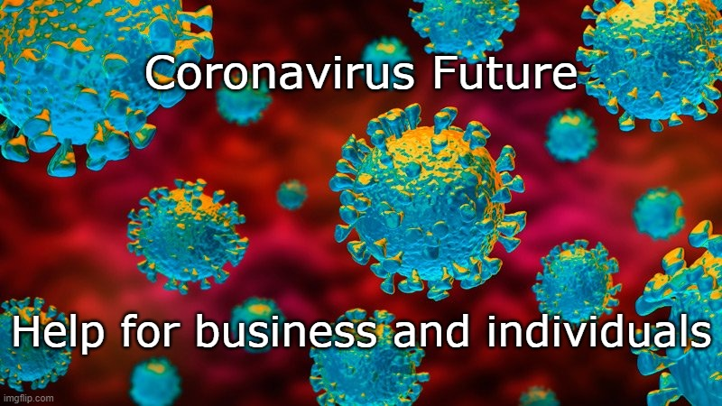 Coronavirus: New help for business and individuals