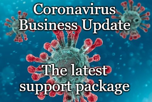 Coronavirus business update – Lockdown 3