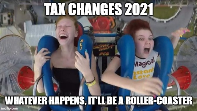 Tax Changes 2021: What to expect