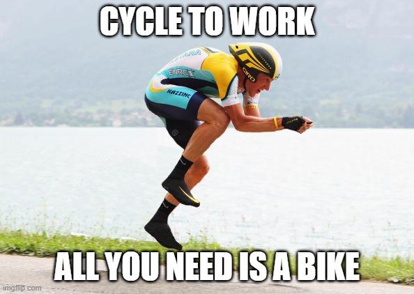 Cycle To Work Scheme & other biking benefits