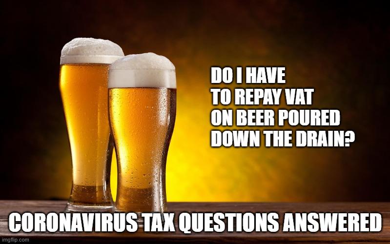 Coronavirus Tax Questions Answered by Shrewsbury Accountant No.4